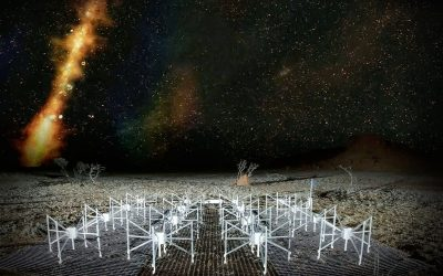 How radio telescopes show us unseen galaxies